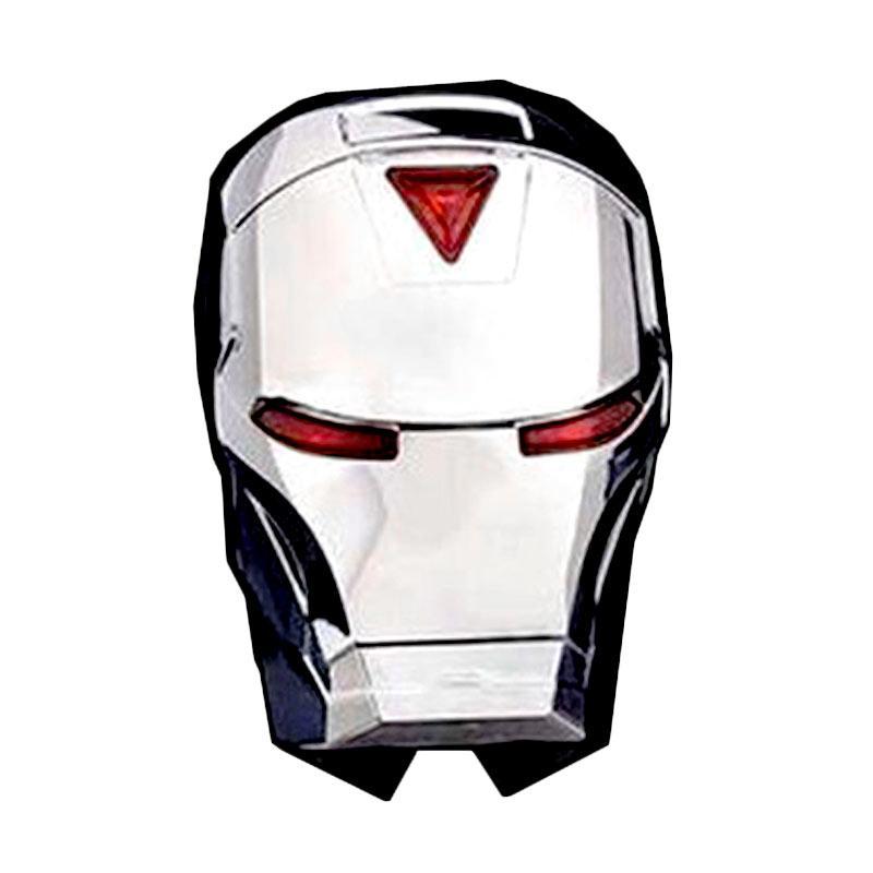 harga Apan Ironman Sinar LED Garis Tail Light Safety Lampu Laser Belakang Sepeda - Merah Blibli.com