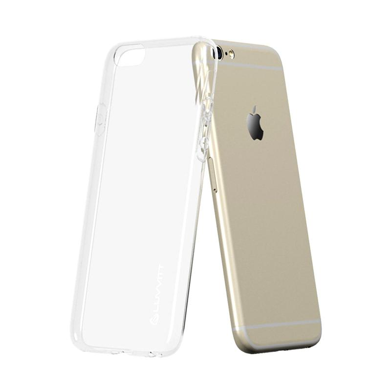 Fashion Selluler Ultrathin Softshell TPU Clear Casing for iPhone 7 Plus