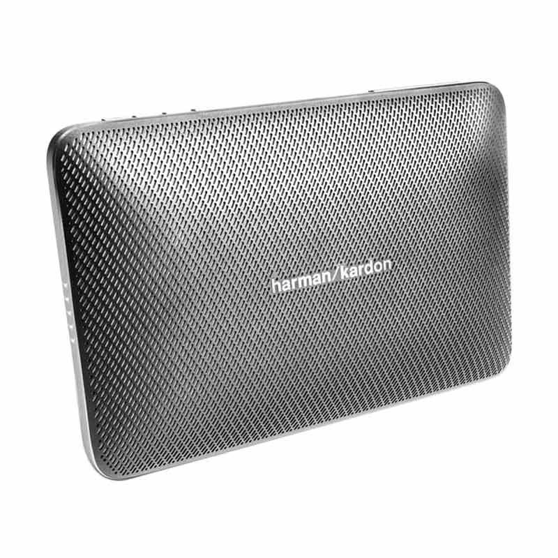 Harman Kardon Esquire 2 Premium Portabel Bluetooth Speaker - Abu-abu