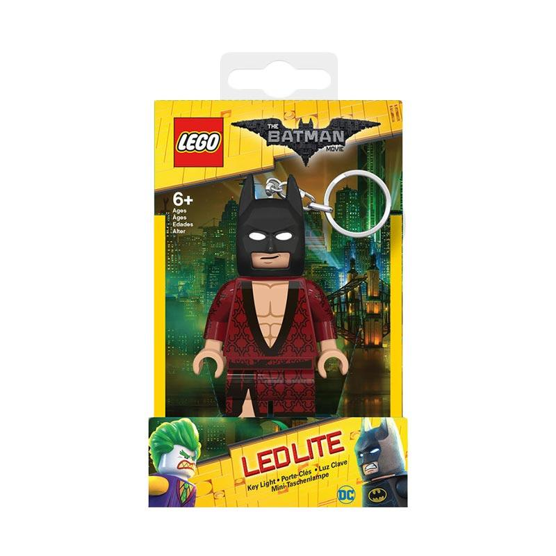 LEGO LEDLITE Super Heroes Batman Movie Kimono Batman LGL-KE103K Gantungan Kunci