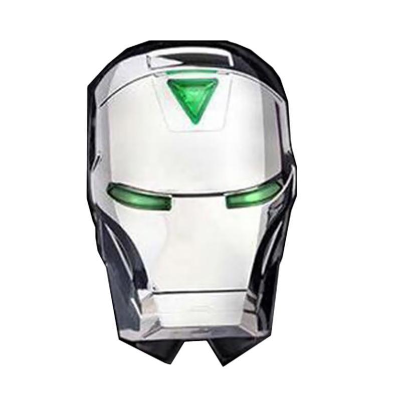 harga Apan Ironman Sinar LED Garis Tail Light Safety Lampu Laser Belakang Sepeda - Hijau Blibli.com