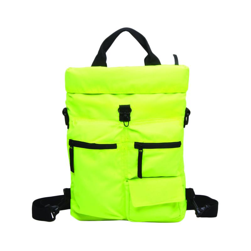 Outer Limit BTO49 3 ways Unisex Multifuntion Backpack - Neon Green