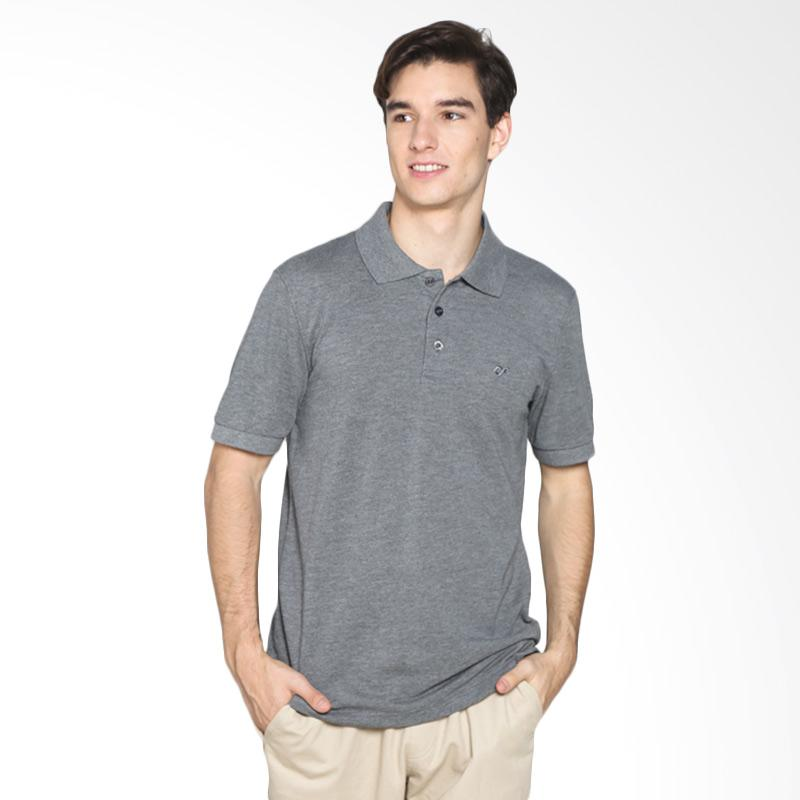 Country Fiesta PPLXSM80 Mens Polo Polo Lacoste - Misty Grey