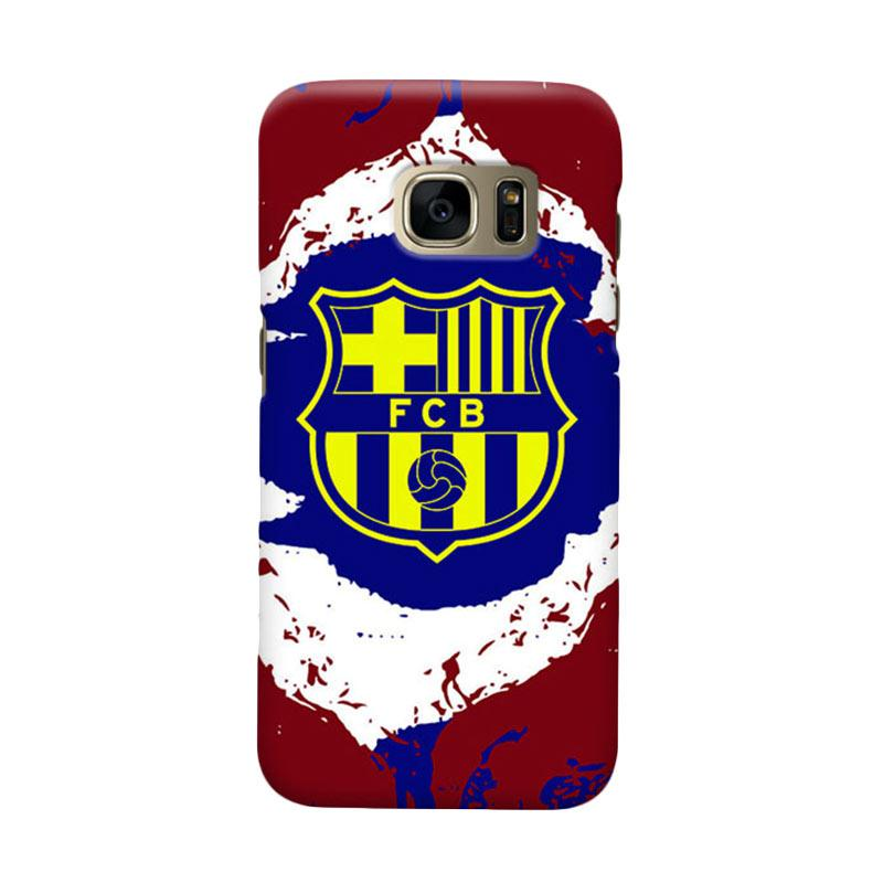Indocustomcase FC Barcelona FCB11 Cover Casing for Samsung Galaxy S7