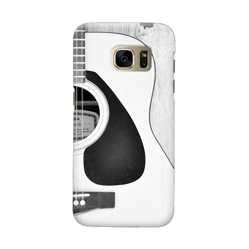 Indocustomcase Guittar Cover Casing for Samsung Galaxy S6