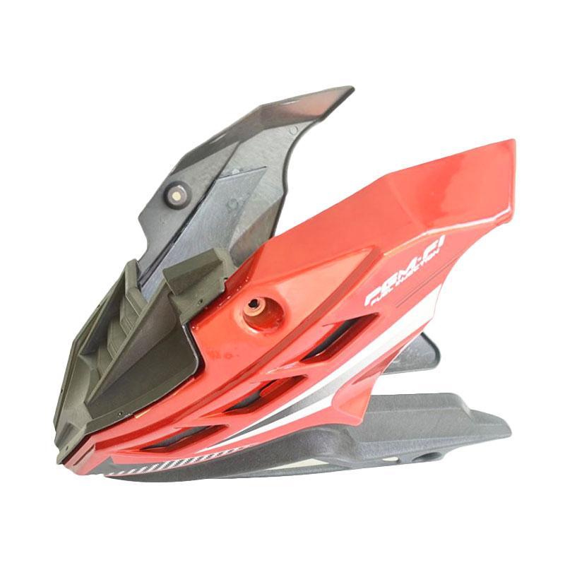 harga Raja Motor Aksesoris Motor Nemo Dek Mesin Honda Verza - Merah [DEM1061-Merah] Blibli.com