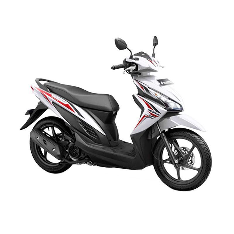 harga Honda New Vario 110 eSP CBS ISS Sepeda Motor - Grande White [OTR Sulawesi Selatan] Blibli.com