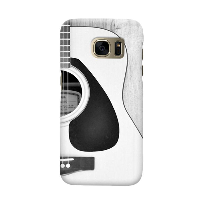 Indocustomcase Guittar Cover Casing for Samsung Galaxy S7