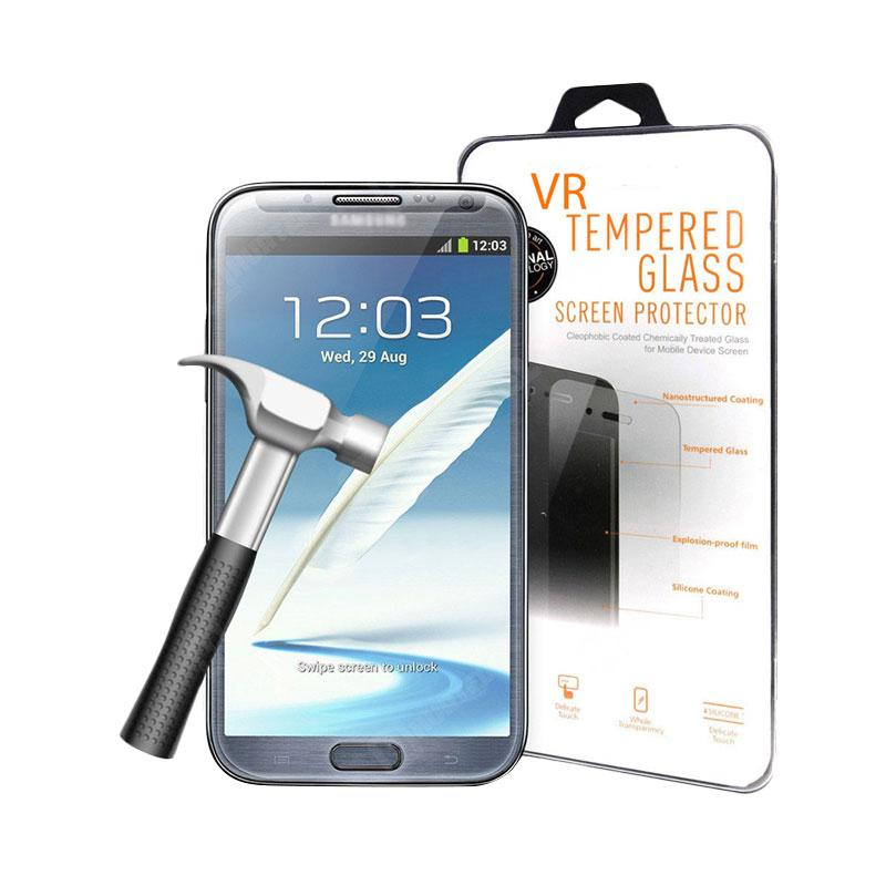 VR Tempered Glass Screen Protector for Coolpad Sky 3 or E502 Anti Gores Kaca / Temper Kaca - Clear