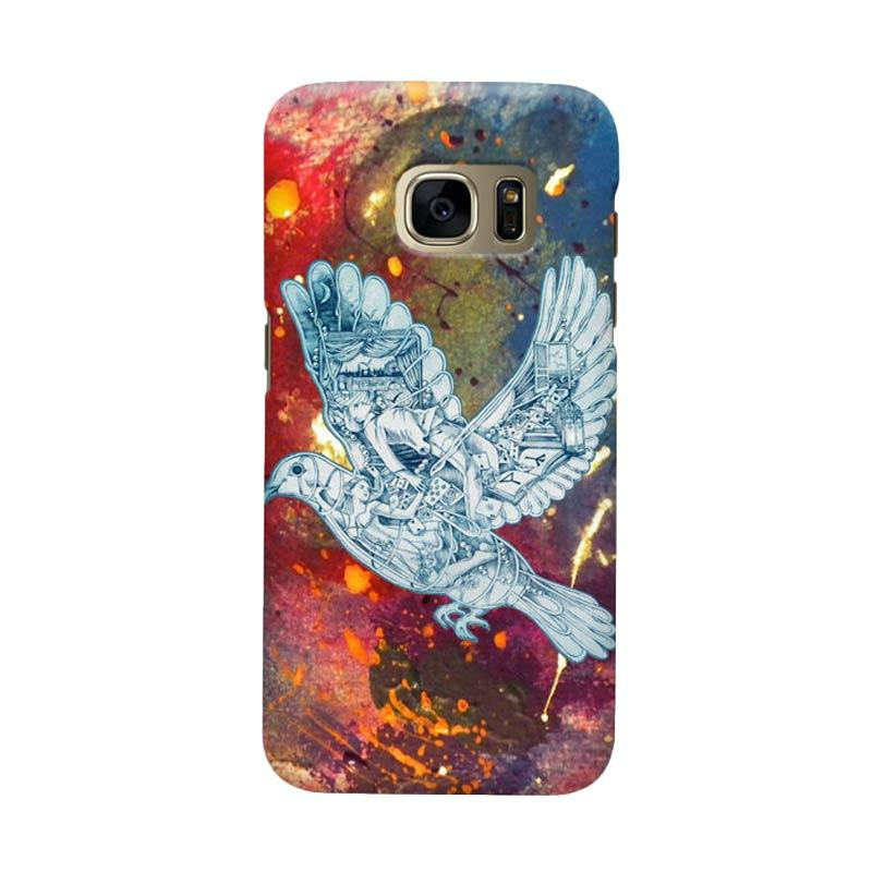 Indocustomcase Cold Play Cover Casing for Samsung Galaxy S7