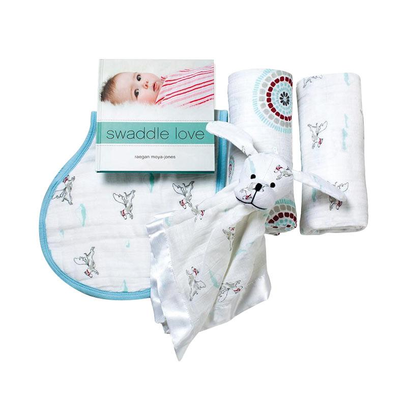 Aden Anais Liam Brave New Beginnings Gift Set