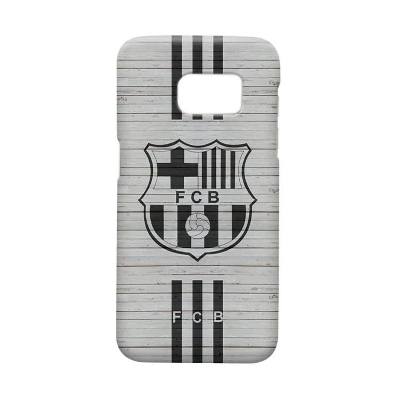 Indocustomcase FC Barcelona FCB07 Cover Casing for Samsung Galaxy S7