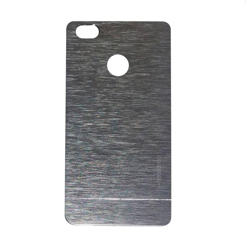 Motomo Metal Backcase Hardcase Casing for Xiaomi Mi 4s or Xiaomi Mi4s - Silver