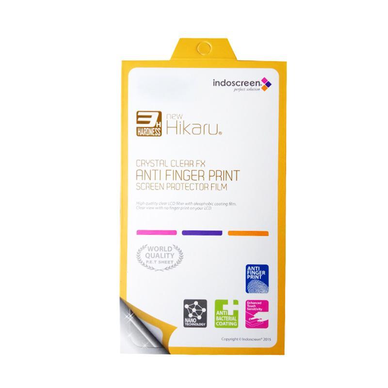 Hikaru Anti Finger Print Screen Protector for Asus Zenfone 2 Laser 6.0 - Clear