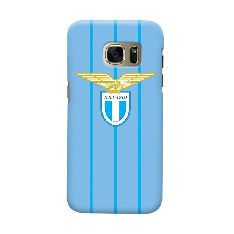 Indocustomcase SS Lazio Cover Casing for Samsung Galaxy S6