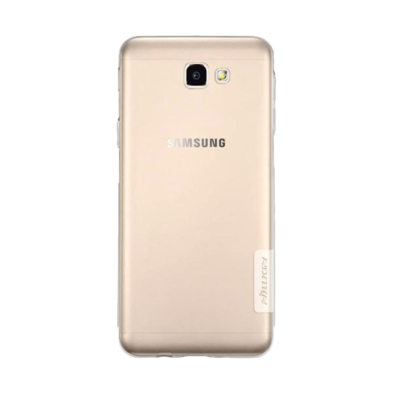 Nillkin Nature Ultrathin Original Casing for Samsung Galaxy J5 Prime - Clear [0.6 mm]