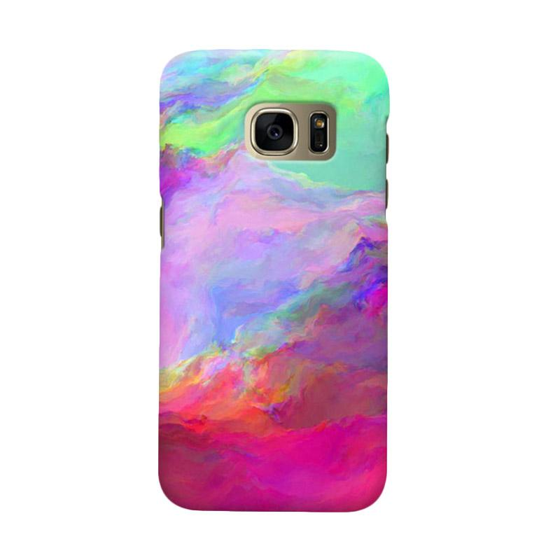 Indocustomcase Couldron Cover Casing for Samsung Galaxy S7 Edge
