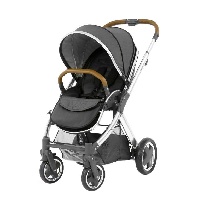 Babystyle Oyster 2 Stroller Mirror  - Tungsten Grey