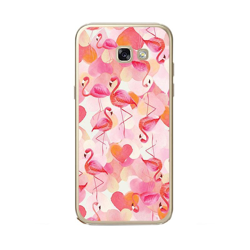Eternity Case Nikuukyuu Flamingo Softcase Casing for Samsung A5 2017