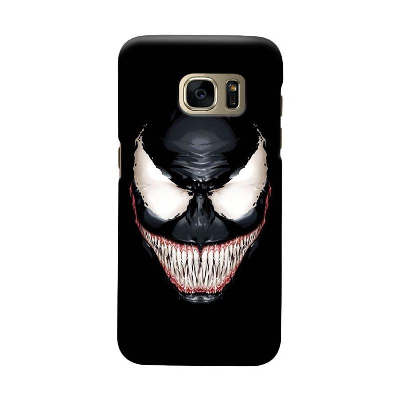 Indocustomcase Venom Casing for Samsung Galaxy S6 Edge