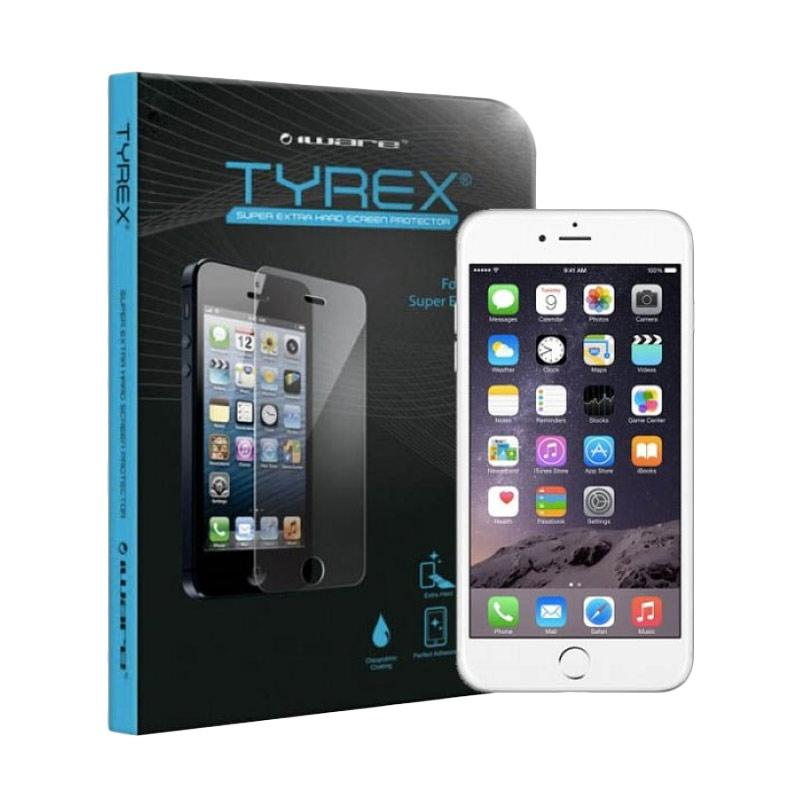 Tyrex Tempered Glass Screen Protector for iPhone 6 Plus or 6S Plus [0.3 mm]