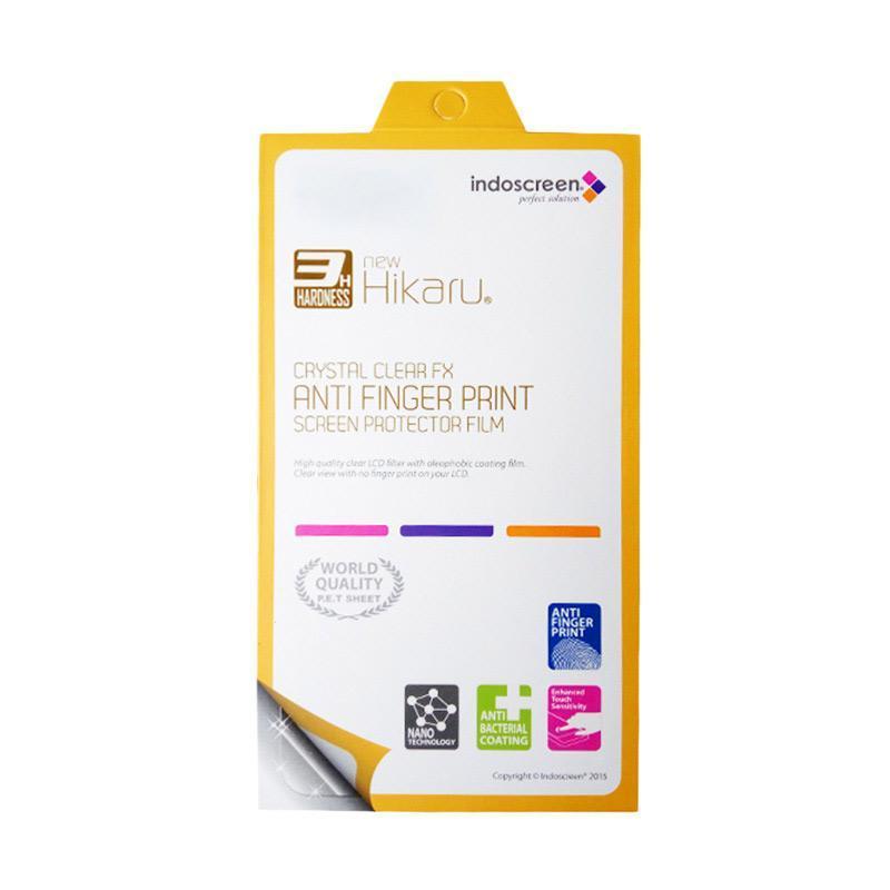 Hikaru Anti Finger Print Screen Protector for Asus Zenfone GO 4.5 New - Clear