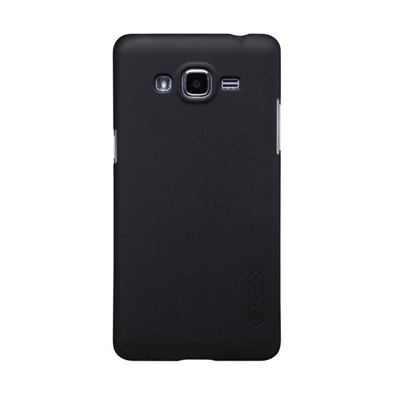 Nillkin Original Super Shield Hardcase Casing for Samsung Galaxy J2 Prime - Black [1 mm]