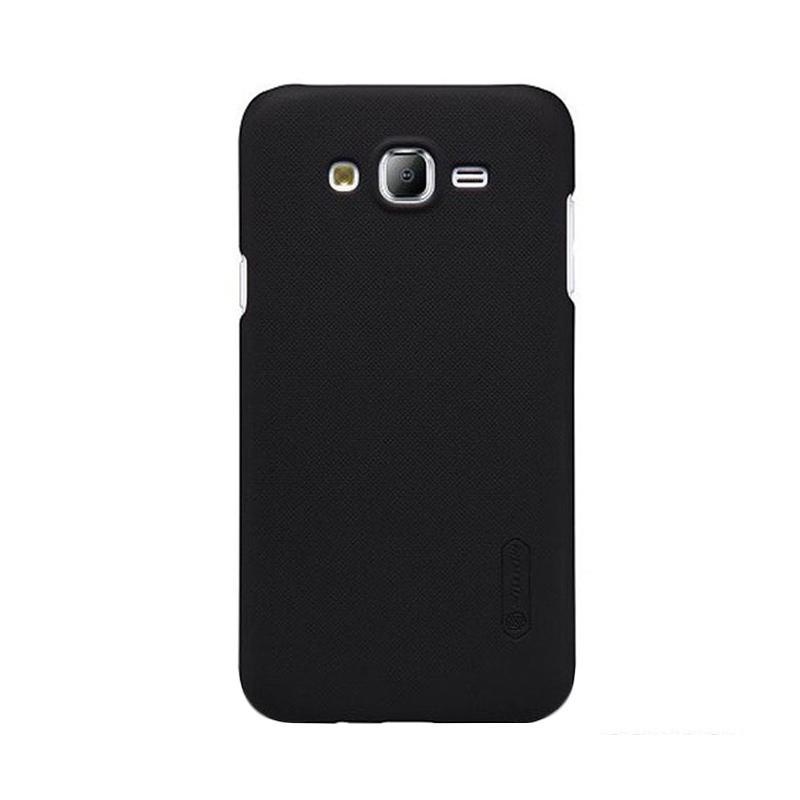 Nillkin Original Super Shield Hardcase Casing for Samsung Galaxy J5 Plus - Black [1 mm]