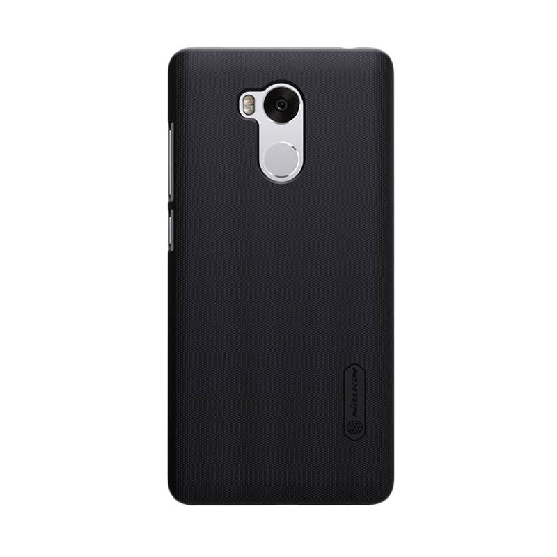 Nillkin Original Super Shield Hardcase Casing for Xiaomi Redmi 4 Pro - Black [1 mm]