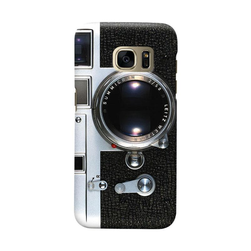 Indocustomcase Camera M3 Cover Casing For Samsung Galaxy S6 Edge