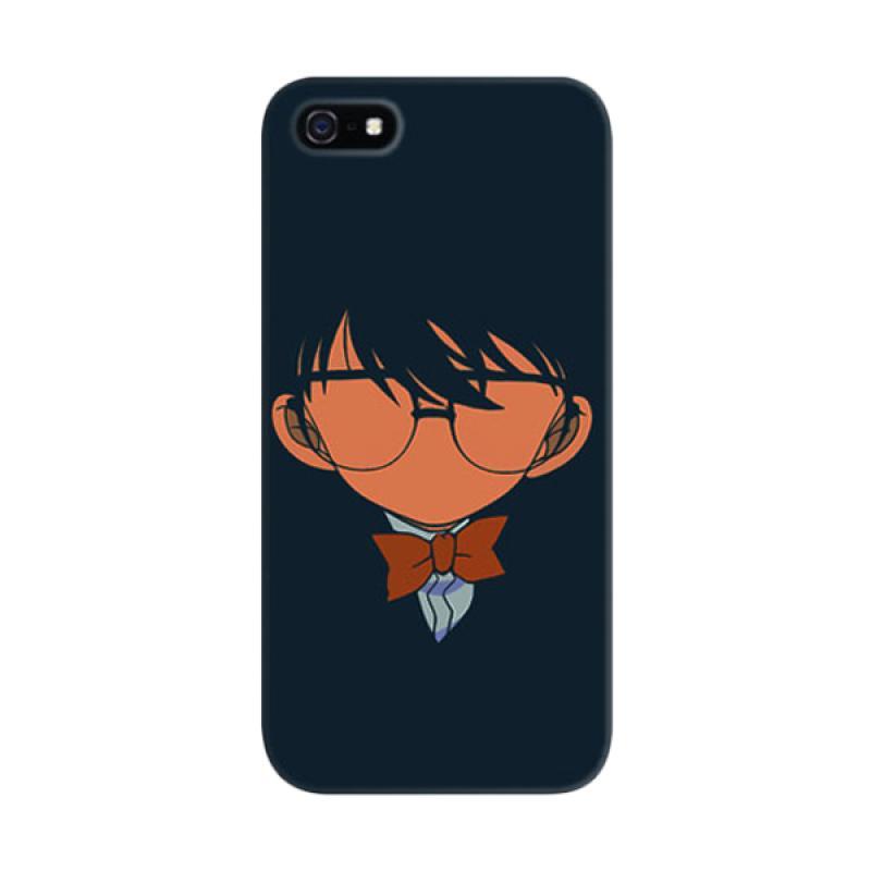 Indocustomcase Conan Custom Hardcase Casing for Apple iPhone 5/5S/SE