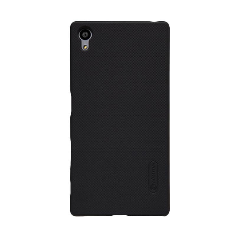 Nillkin Original Super Shield Hardcase Casing for Sony Xperia Z5 Dual - Black