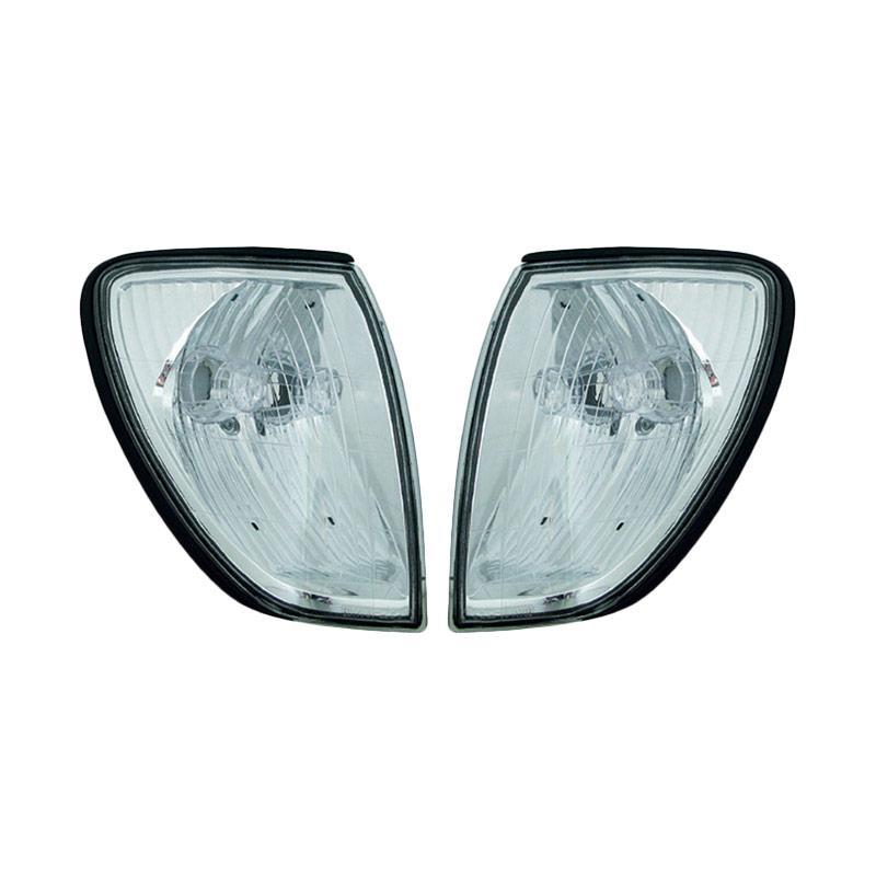 harga OTOmobil SU-TY-18-A101-01-6B Corner Lamp Set for Toyota Land Cruiser VX 100 1998 Kristal Blibli.com