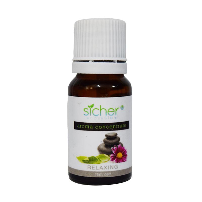 harga Sicher SA 101 Relaxing Aromatic Fragrance Refil Pengharum Ruangan [10 mL] Blibli.com