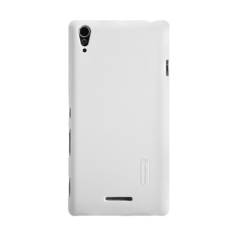 Nillkin Original Super Shield Hardcase Casing for Sony Xperia T3 - White [1mm]