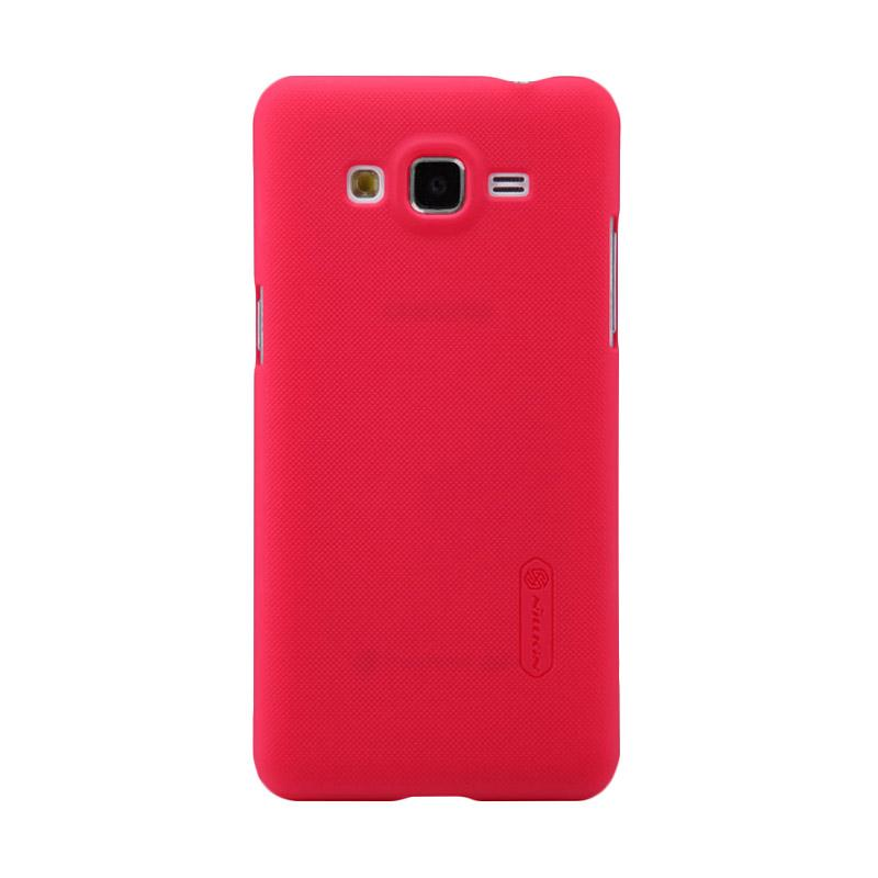 Nillkin Super Shield Original Hardcase Casing for Samsung Galaxy Grand Max - Red [1 mm]