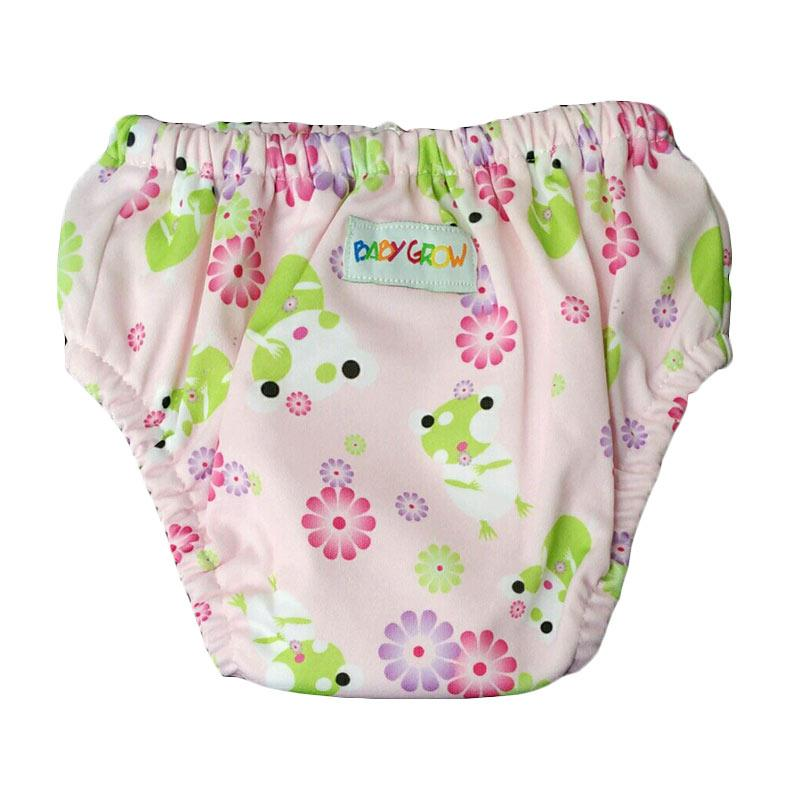 harga Baby Grow Diapers Training Pants and Swim Diaper Popok Kain - Trainer Frog Blibli.com