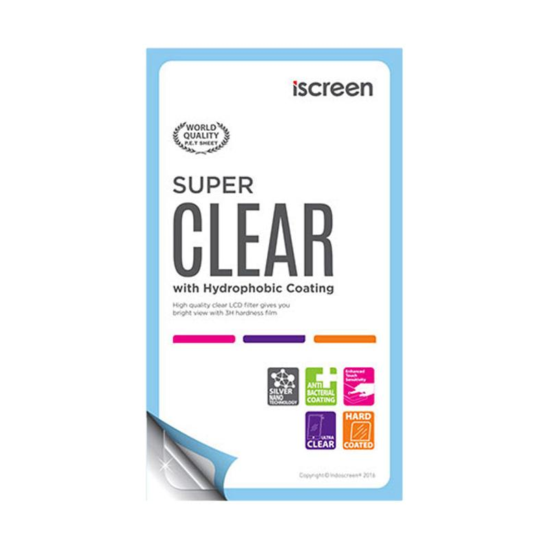 Indoscreen iScreen Anti Gores Screen Protector for Vivo V5 LITE - Clear