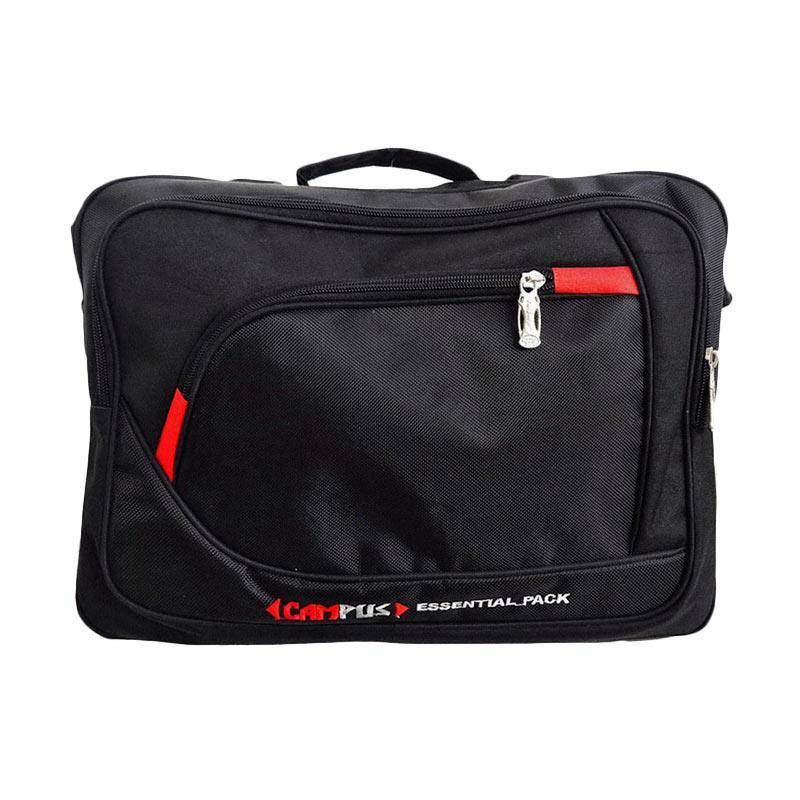 Best Seller Bag And Stuff Campus 3-in-1 Laptop Tas Ransel Pria - Hitam
