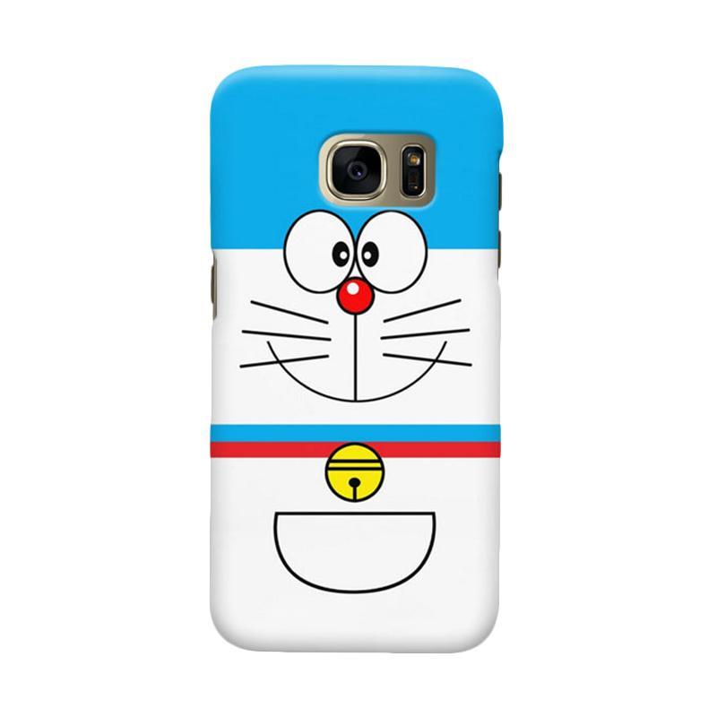 Indocustomcase Doraemon RB Cover Casing for Samsung Galaxy S7 Edge