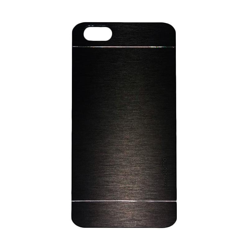 Motomo Metal Hardcase Backcase Casing for Huawei Honor 4X/Gplay/Huawei 4X - Black
