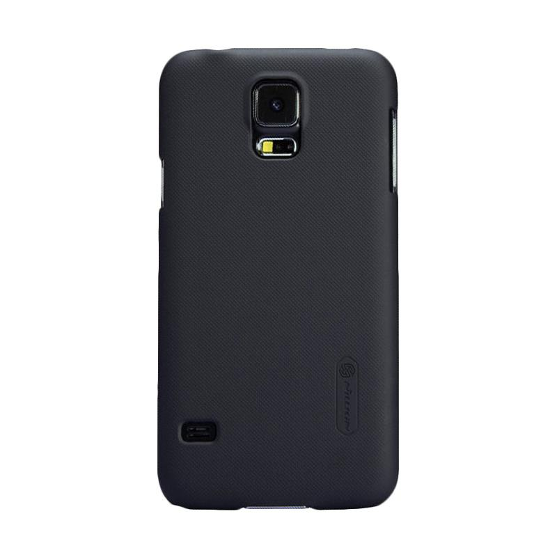 Nillkin Super Shield Hardcase Original Casing for Samsung Galaxy S5 - Black [1 mm]