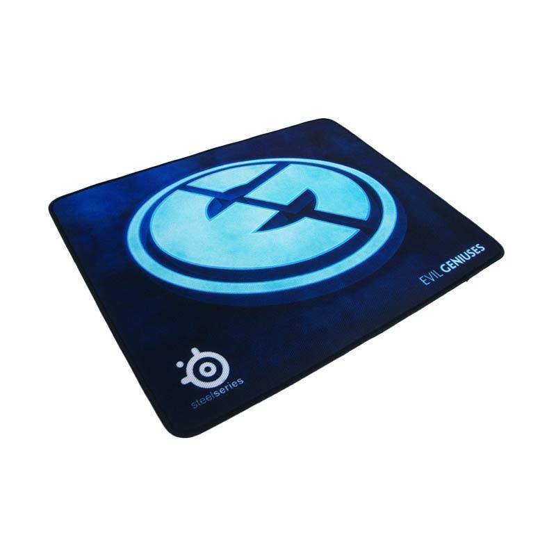 SteelSeries EVIL GENIUSES Universal Gaming Mouse Pad - Biru [45 x 35 cm]