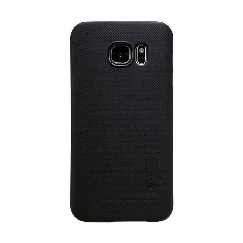 Nillkin Super Shield Hardcase Original Casing for Samsung Galaxy S7 - Black [1 mm]