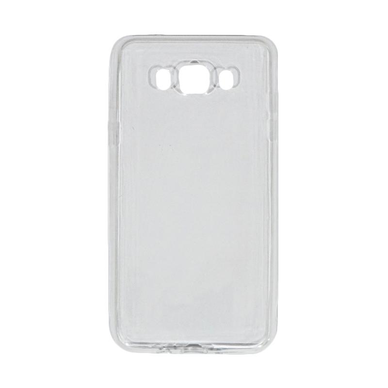 VR Ultrathin Silicone Softcase Casing for Samsung Galaxy J7 2016 or J710 - Transparan