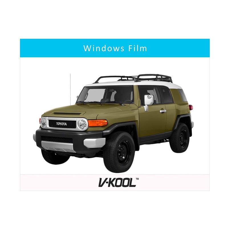 harga V-KOOL Kaca Film Full Body for Toyota FJ Cruiser [Depan VK70 20% + Samping Belakang VK40 40%] Blibli.com
