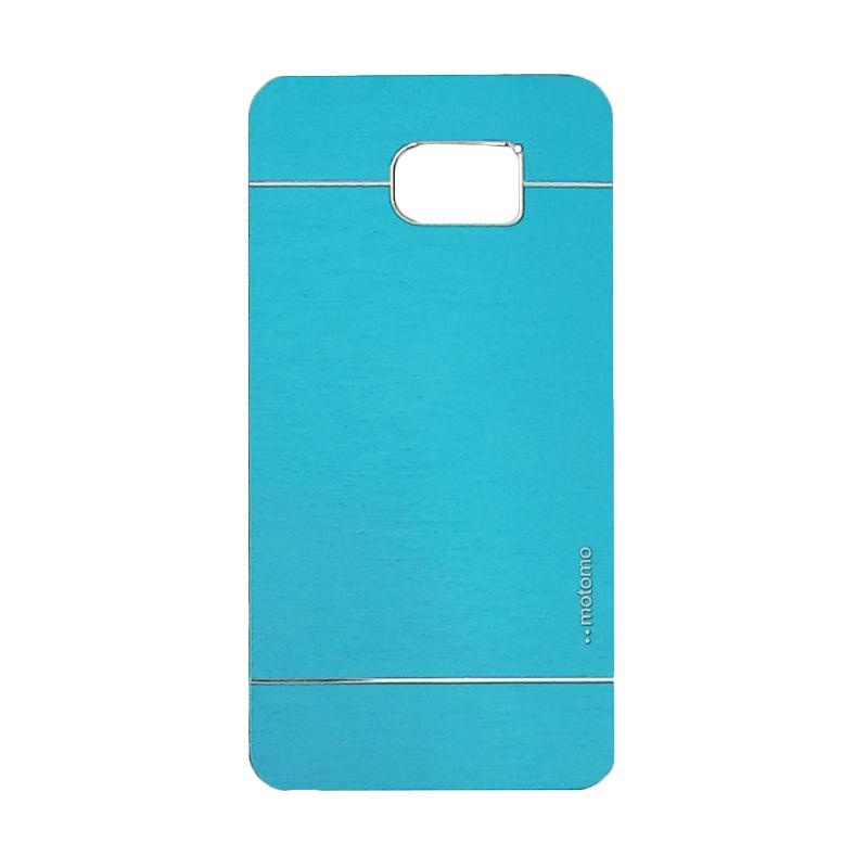 Motomo Metal Hardcase Backcase Casing for Samsung Galaxy Note 5 or N920 - Sky Blue