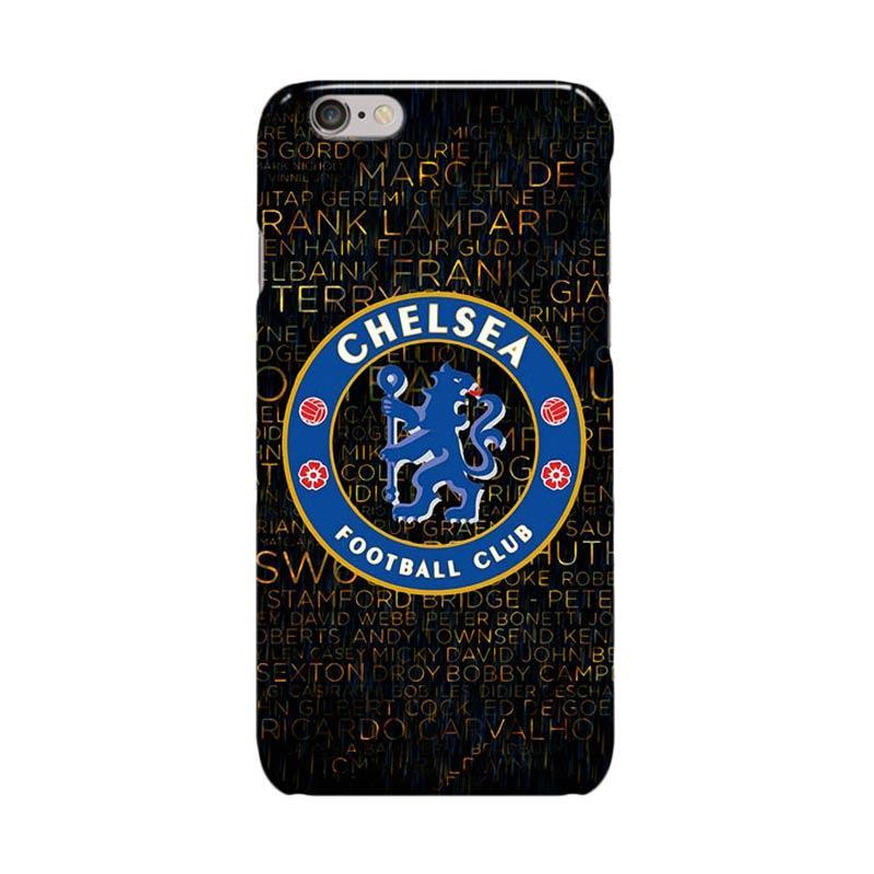 Indocustomcase Chelsea FC 2008 Casing for Apple iPhone 6 Plus or 6S Plus