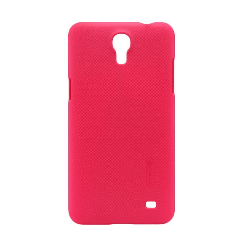 Nillkin Original Super Shield Hardcase Casing for Samsung Galaxy Mega 2 - Red [1 mm]