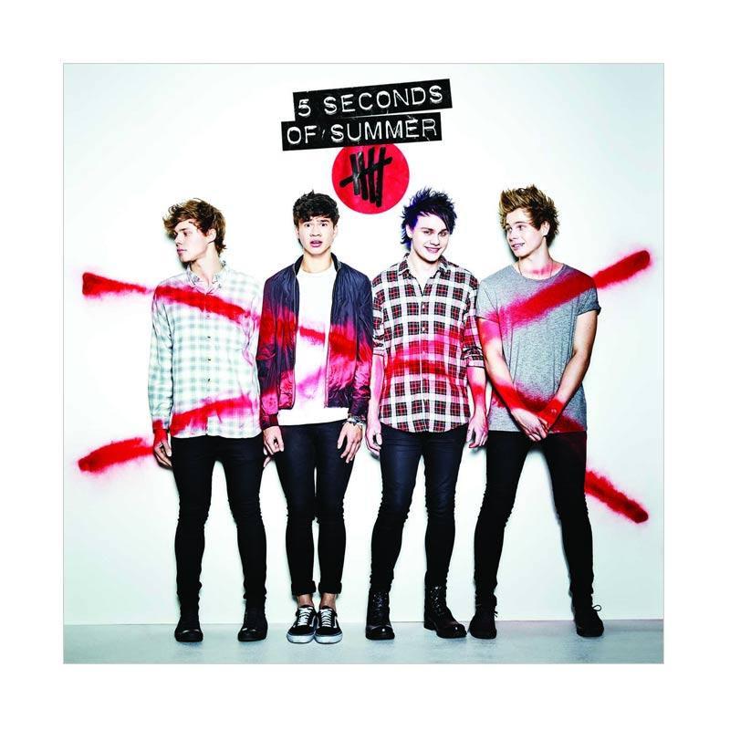 Universal Music Indonesia 5 Seconds of Summer CD Musik